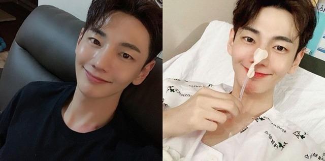 tvN 드라마 시카고 타자기에서 활약했던 박지훈이 세상을 떠났다. /박지훈 SNS 캡처