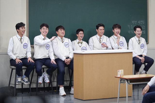 아는 형님이 2주 연속 시청률 15%를 돌파했다. /JTBC 아는형님 화면 캡처