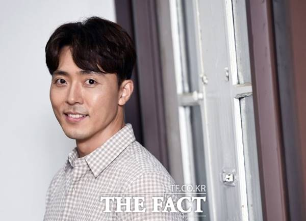 배우 이무생은 최근 종영한 드라마 부부의 세계 결말에 대해 만족감을 드러냈다. /이동률 기자