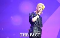 [TF포토] 투모로우바이투게더 연준, '금발의 꽃미남'