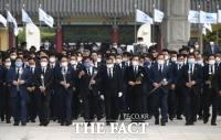 [TF사진관] '5·18 참배하는 더불어민주당'