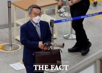 [TF포토] 법정 향하는 임종헌