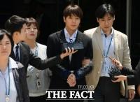 '집단성폭행 혐의' 최종훈, 정준영 이어 대법원 상고