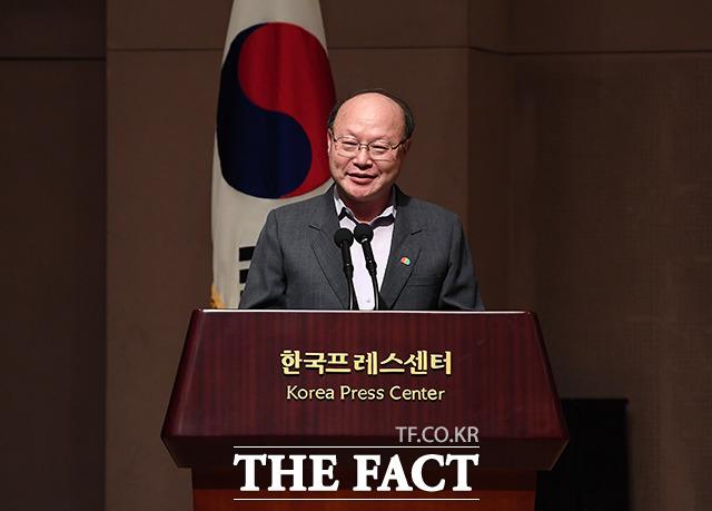 정일용 한국기자협회 고문