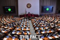 [TF사진관] '민생법안 100여건 처리… 20대 마지막 국회 본회의'