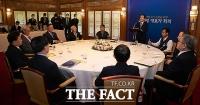 [TF사진관] 노사정 첫 회의, 양대 노총 참석