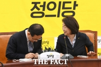 [TF포토] 주호영의 '겸손 정치'