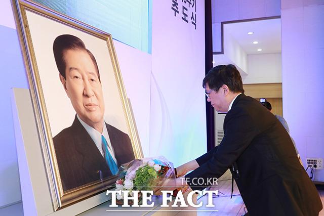 김 당선인은 아버지께서 6·15 (남북)회담이 끝나고 오셨을 땐 크게 기뻐하셨다며 당시를 회상했다. /더팩트 DB