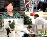 '나 혼자 산다' 박세리, 대형 화분으로 채워진 정글집 공개