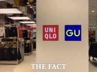 유니클로 자매 브랜드 'GU', 국내 매장 철수한다