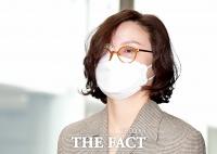 [TF사진관] 묵묵히 법정 들어서는 정경심 교수