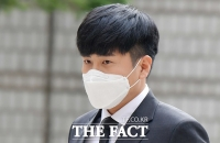 [TF사진관] 최종범 항소심 향하는 故 구하라 친오빠 구호인 씨