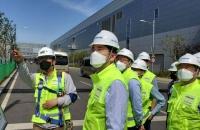 삼성전자, 중국 시안 반도체 공장에 300여 명 파견