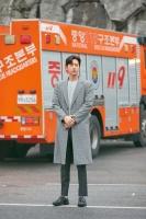 배우 박해진, 연예인 최초 'KBS 119상' 봉사상 수상