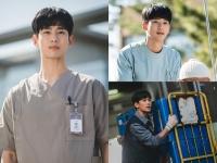 김수현, '짙어진 감성' 연기…'사이코지만 괜찮아' 첫 스틸