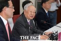 [TF포토] 인사말하는 손경식 경총 회장
