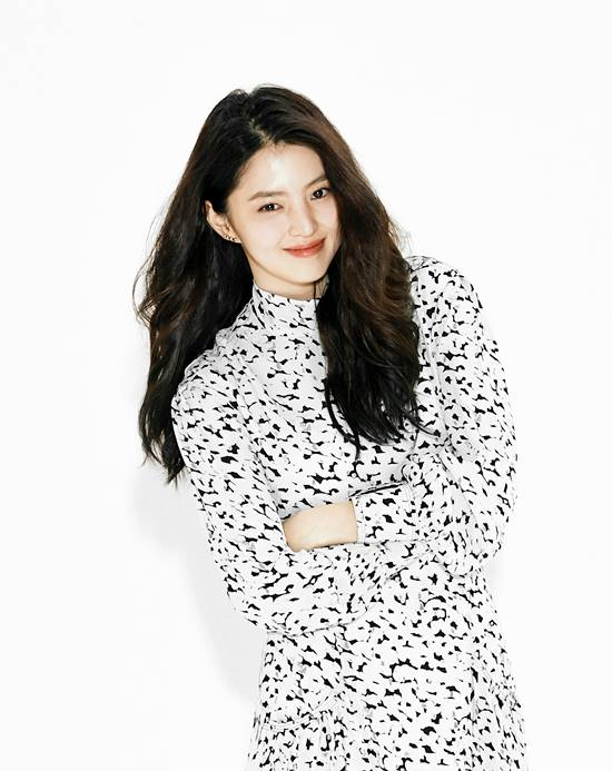 배우 한소희가 26일 강남의 한 카페에서 부부의 세계 종영 기념 인터뷰를 가졌다. /나인아토엔터테인먼트 제공