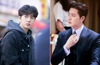 박해진, '꼰대인턴'서 선보인 '직딩' 스타일링 유행 예감