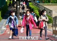[TF사진관] 초등 1ᆞ2학년, '설레는 첫 등교'