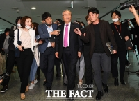[TF사진관] 미래통합당 전국조직위원장회의 참석한 김종인