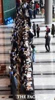 [TF사진관] 반포아파트 재건축 총회, '8087억 공사권은 누구에게로...'