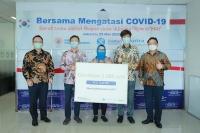 [코로나19 '극복'] 신한금융그룹, 인도네시아에 코로나19 진단키트 기부
