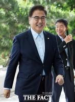 [TF포토] 21대 국회 재입성한 박진