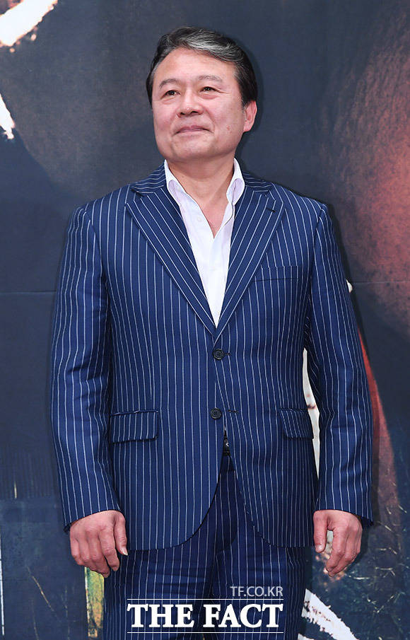 배우 천호진이 부친상을 당했다. 그의 부친은 1세대 프로레슬러로 당수치기의 달인으로 불리며 1960~70년대 프로레슬링 전성기를 이끌었다. /더팩트 DB