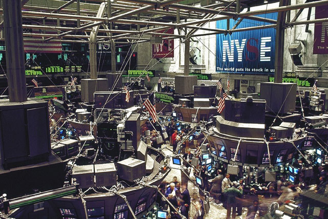 2일(현지시간) 뉴욕증권거래소(NYSE)에서 다우존스30 산업평균지수는 전장보다 267.63포인트(1.05%) 상승한 2만5742.65에 거래를 마쳤다. /pixabay