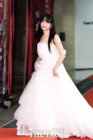 [TF포토] 이유리, '단아한 드레스 자태'