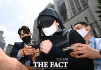 [TF사진관] '범죄단체가입 혐의 적용'...구속 갈림길 놓인 박사방 유료회원