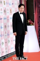 [TF포토] 안성기, '눈빛만 봐도 명품 배우!'