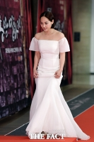 [TF포토] 유진, '순백의 드레스 입은 요정'