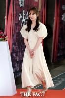 [TF포토] 김보라, '우아한 화이트 드레스'