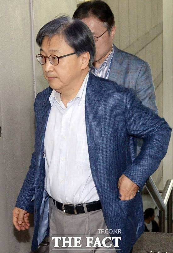 삼성 준법감시위원회에 사측 인사로는 유일하게 참여했던 이인용 삼성전자 사장이 사임했다. /더팩트 DB