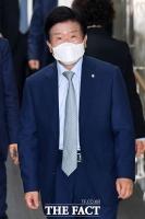 [TF포토] 제21대 상반기 국회의장 앞둔 박병석