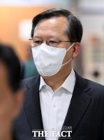 [TF포토] 재판 출석하는 박병대 전 대법관