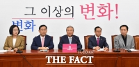 [TF사진관] '협상 아닌 협박만…' 여당 비판하는 주호영 원내대표