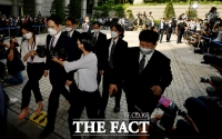 [TF포토] 영장실질심사 출석하는 이재용
