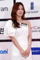 [TF포토] 윤보미, '청순한 화이트 드레스'