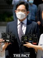 [TF사진관] 이재용 영장심사 출석, '취재진 질의에는 묵묵부답'