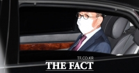 [TF포토] 귀가하는 김종중 전 삼성미래전략실 팀장