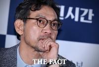[TF사진관] '감독 데뷔' 정진영, '떨리는 첫 시사회'