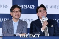 [TF포토] 정진영-조진웅, '감독과 주연로 만난 두 배우'
