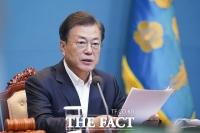 [TF초점] 얼어붙은 남북관계, 힘 잃은 文 '평화 구상'