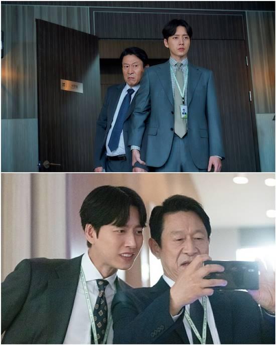MBC 꼰대인턴이 지난 13, 14회 방송에서 5.6%, 7.1%의 시청률을 기록하며 수목극 1위의 자리를 지켰다. /MBC 제공
