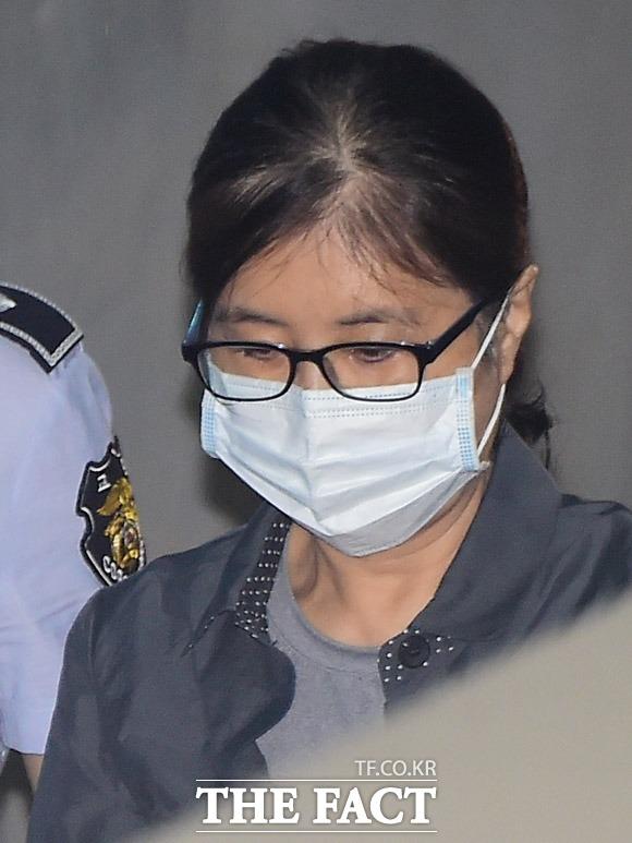 국정농단 사건을 수사한 박영수 특별검사팀이 최서원 씨(개명 전 최순실)에 대한 대법원 판결에 합당한 처벌이 확정됐다고 밝혔다. /배정한 기자