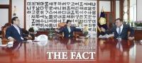 [TF사진관] 박병석, 원구성 갈등에도