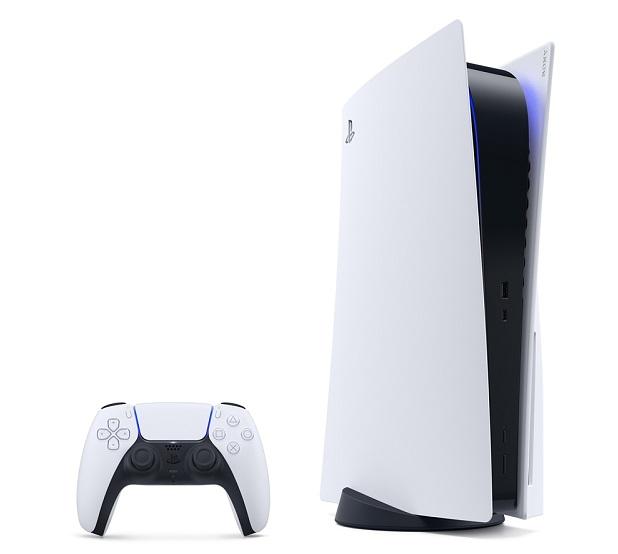 '플레이스테이션5(PS5)' 겉모습 베일 벗겨졌다…모델은 2가지