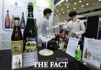 [TF포토] '무더운 여름 떨칠 시원한 맥주 어때요?'